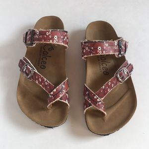 Calceo sandals